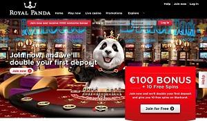 gokken royal panda