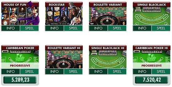 Online Gokken bij Amsterdams