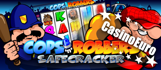 Cops and Robbers Gokkast