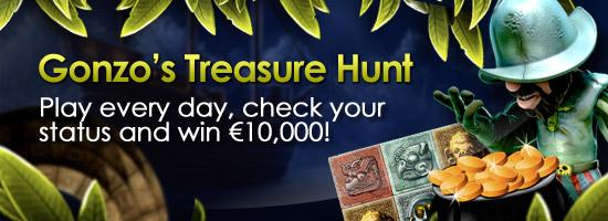 Gonzo treasure quest