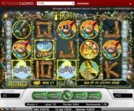 Betsson Casino De