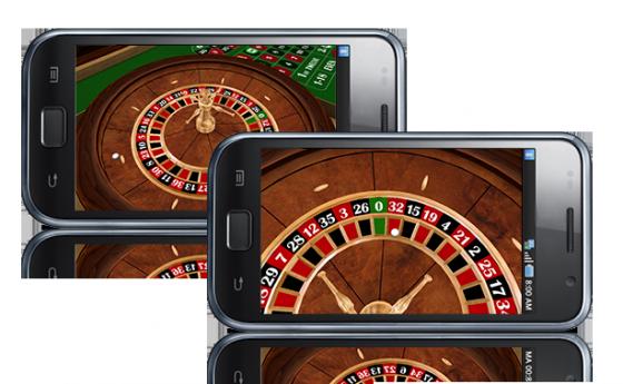 Casinospellen voor je telefoon