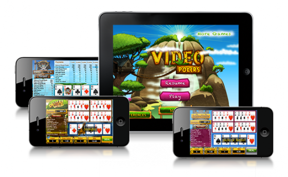 Casino App Tablet