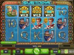 Subtopia bonus gokkast