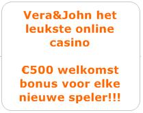 VeraJohn bonus actie