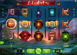 videoslot-lights
