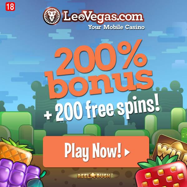 Gokken bij Leo Vegas