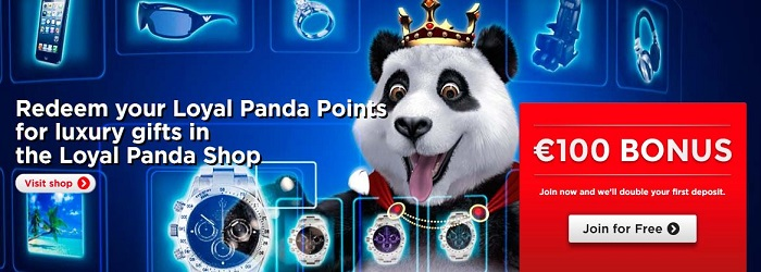 royal panda loyalty program